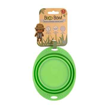 Picture of BOWL BECO SILICONE TRAVEL BOWL - Green
