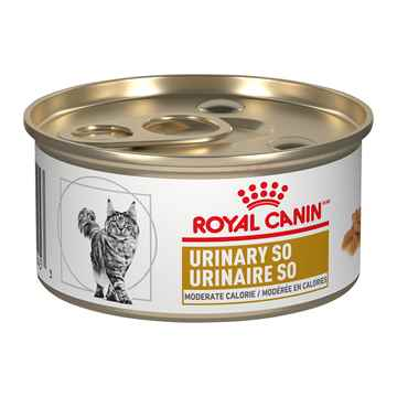 Picture of FELINE RC URINARY SO MODERATE CALORIE - 24 x 85gm cans