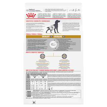 Picture of CANINE RC URINARY UC LOW PURINE - 8.17kg