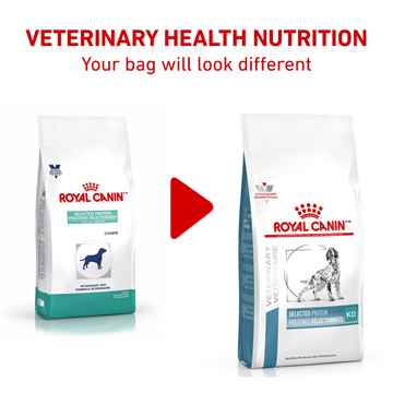 Picture of CANINE RC VET DIET SELECT PROTEIN ADULT KO - 8kg(tu)