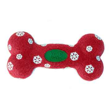 Picture of XMAS HOLIDAY KONG AirDog Bone Assorted - Medium(nr)