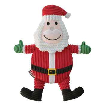 Picture of XMAS HOLIDAY KONG LOW STUFF CRACKLE TUMMIEZ Santa - Large