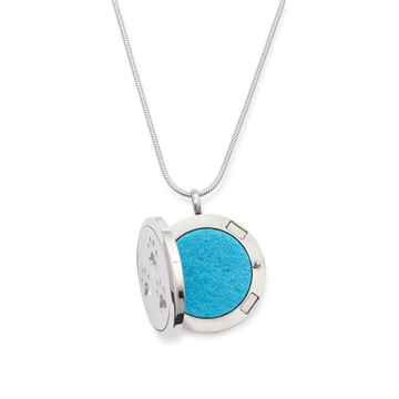 Picture of CREMATION JEWELRY Essential Oil Cremation Pendant - Paw Prints