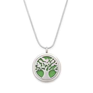 Picture of CREMATION JEWELRY Essential Oil Cremation Pendant - Tree of Life