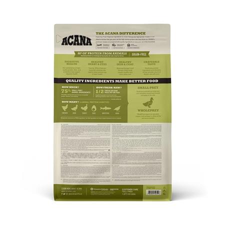 Picture of FELINE ACANA GRASSLANDS Dry Food  - 1.8 kg