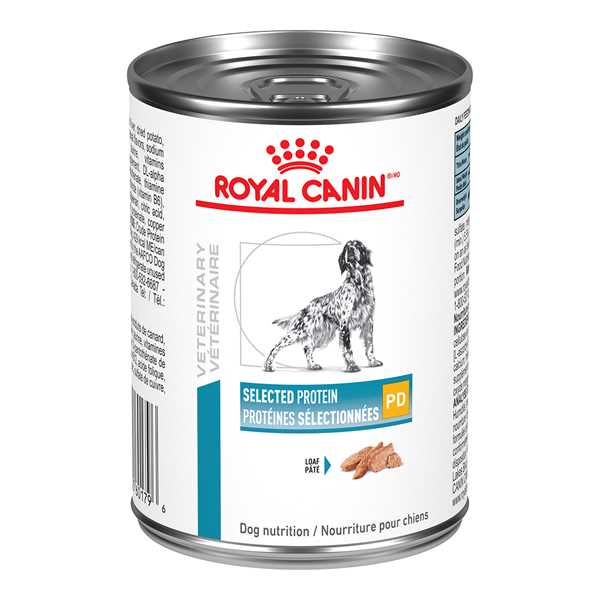 Picture of CANINE RC SELECTED PROTEIN PD - 12 x 385gm