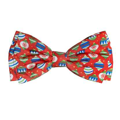 Picture of XMAS CANINE BOW TIE Bedecked - Small (nr)
