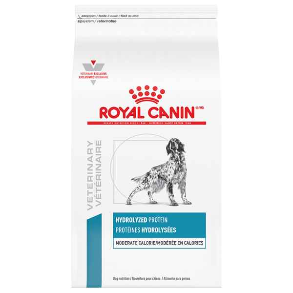 Picture of CANINE RC HYDROLYZED PROTEIN MODERATE CALORIE - 11kg