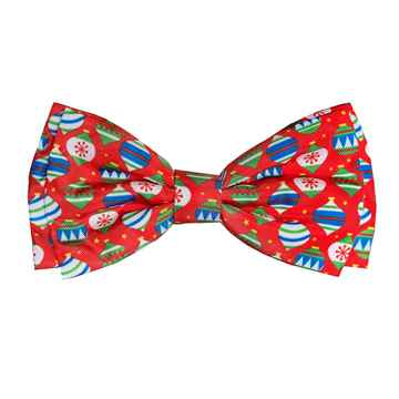 Picture of XMAS CANINE BOW TIE Bedecked (S-XL)