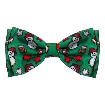 Picture of XMAS CANINE BOW TIE Christmas Cookie (S-L)