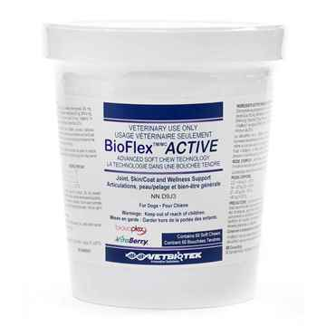 Picture of BIOFLEX ACTIVE SOFT CHEWS (60-240)