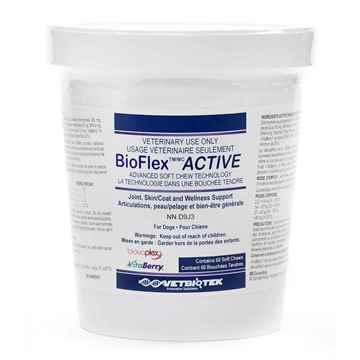 Picture of BIOFLEX ACTIVE SOFT CHEWS (60-240)