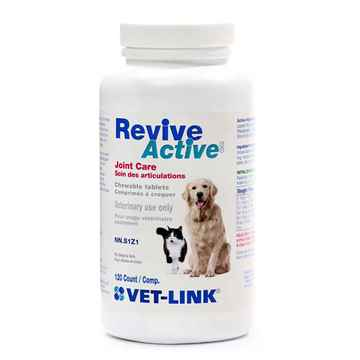 Picture of UBAVET REVIVE ACTIVE JOINT CARE CHEWABLE TABS