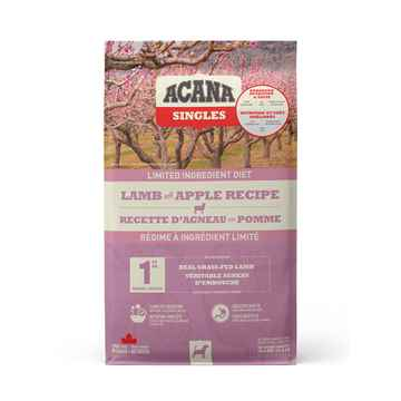 Picture of CANINE ACANA SINGLES LAMB with APPLE - 10.8kg