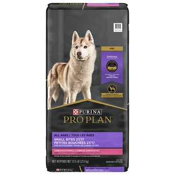 Picture of CANINE PRO PLAN 27/17 SMALL BITE LAMB & RICE - 17kg