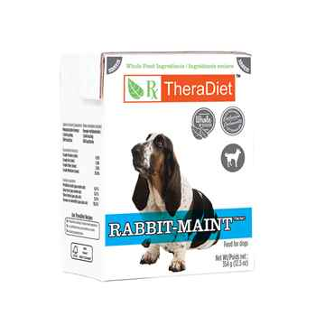 Picture of CANINE RAYNE RABBIT MAINTENANCE STEW - 12 x 354gm