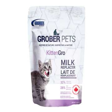 Picture of KITTENGRO GROBER MILK REPLACER - 450g