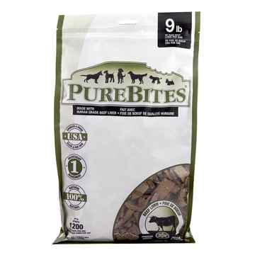 Picture of TREAT PUREBITES K/9 BEEF LIVER - 1248g