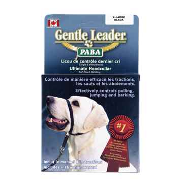 Picture of GENTLE LEADER/ADJUSTABLE HEADCOLLAR - XL/BLACK