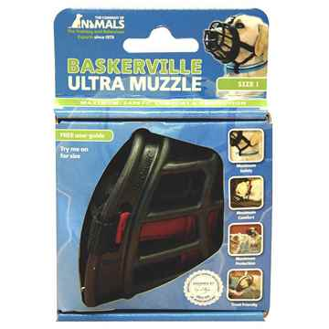 Picture of MUZZLE Baskerville Ultra (Sizes Available)