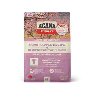 Picture of CANINE ACANA SINGLES LAMB with APPLE - 1.8kg