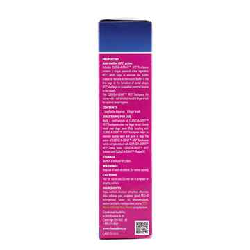 Picture of CLENZ-A-DENT RF TOOTHPASTE w/FINGERBRUSH - 75ml