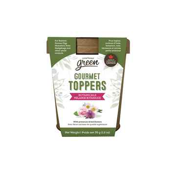 Picture of LIVING WORLD SMALL ANIMAL GREEN GOURMET TOPPERS Botanicals(65369) - 35g