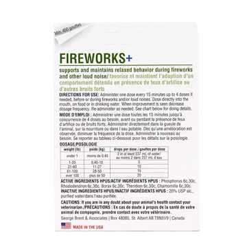 Picture of HOMEOPET FIREWORKS - 15ml
