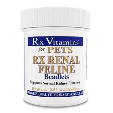 Picture of RX RENAL FELINE BEADLETS - 100gm