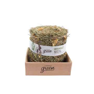 Picture of LIVING WORLD GREEN BOTANICALS MEADOW HAY BALE Dandelion&Marigold - 500g