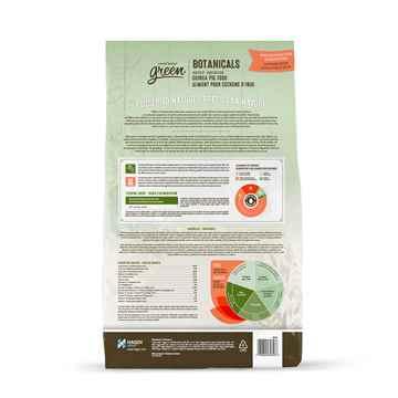 Picture of LIVING WORLD GREEN BOTANICALS Adult Guinea Pig FOOD - 2.75kg/6lb