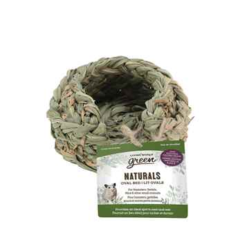 Picture of LIVING WORLD GREEN NATURALS Oval Bed