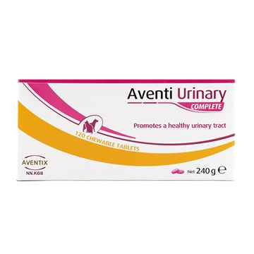 Picture of AVENTI URINARY COMPLETE CHEWABLE TABS - 120s