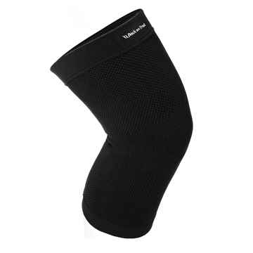 Picture of BACK ON TRACK PHYSIO 4 WAY KNEE SUPPORT BLK SMALL