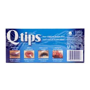 Picture of QTIPS COTTON SWABS - 400's