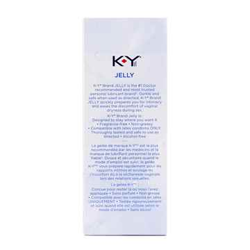 Picture of KY JELLY - 113gm