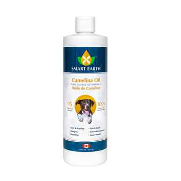 Picture of CAMELINA OIL OMEGA 3 CANINE SUPPLEMENT - 16oz