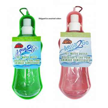 Picture of AQUA-2-GO PET WATER BOTTLE - 500ml