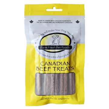 Picture of TREAT CANINE CANADIAN BEEF TREATS - 100g