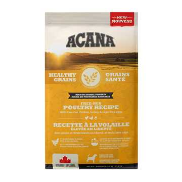 Picture of CANINE ACANA HEALTHY GRAINS POULTRY RECIPE - 10.2kg