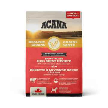 Picture of CANINE ACANA HEALTHY GRAINS RED MEAT RECIPE - 10.2kg