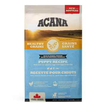 Picture of CANINE ACANA HEALTHY GRAINS PUPPY RECIPE - 10.2kg