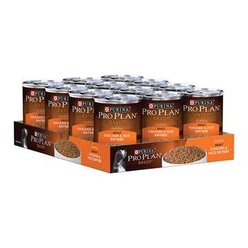 Picture of CANINE PRO PLAN ADULT SAVOR CHICKEN & RICE - 12 x 369gm cans