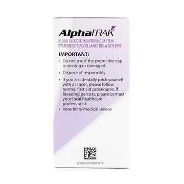 Picture of ALPHA TRAK 2 LANCETS 28g (32113-46-01) - 100's