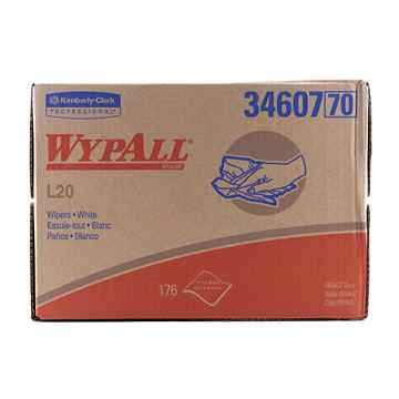 Picture of TOWEL WYPALL L20 BRAG BOX - 176's
