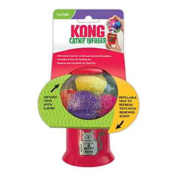 Picture of TOY CAT KONG Catnip Infuser