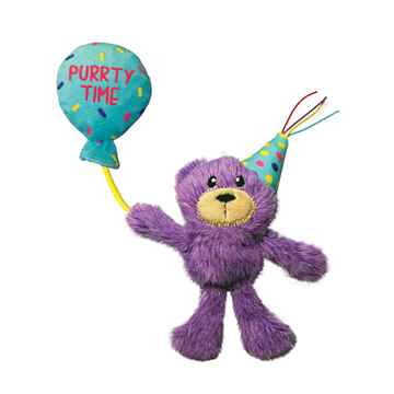 Picture of TOY CAT KONG Cat Occasions Birthday Teddy