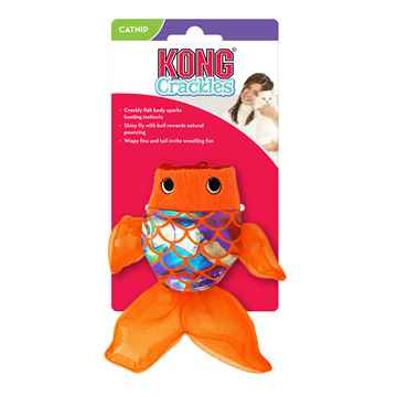 Picture of TOY CAT KONG Crackles Gulpz