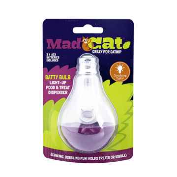 Picture of TOY CAT MAD CAT Batty Bulb