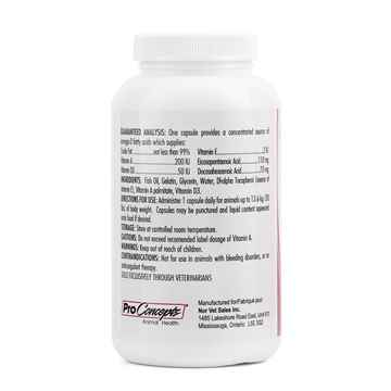 Picture of OMEGA PRO 3 SOFTGELS SMALL BREED (302 250) - 250's